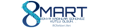 IRCRehberi - IRCForumlarının En İyi Rehberi